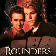 Matt Damon als Poker As im Film Rounders